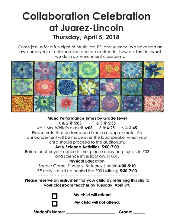 Collaboration Flyer JL2018